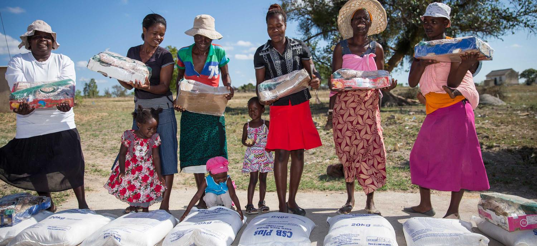 Naleving van humanitaire standaarden bij hulpverlening |