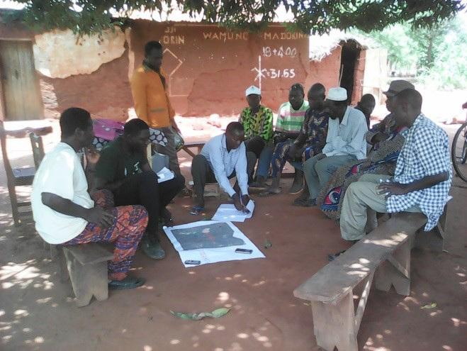 Afbakening van dorpsgrenzen: een voorwaarde voor kadastrale activiteiten in Benin