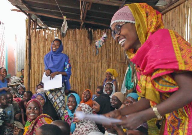 Verdriedubbeling van inkomsten van boerenfamilies in Burundi