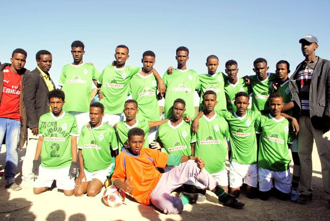 Somalia Stability Fund (SSF): Voetballen voor vrede