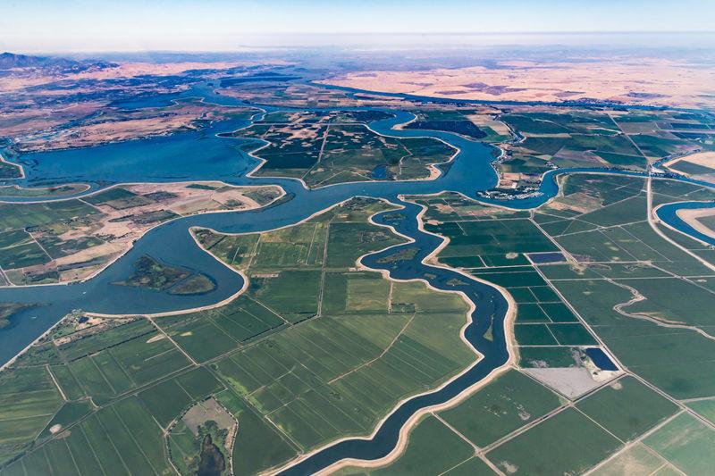 Begunstigden van beter stroomgebiedbeheer en veilige delta's |