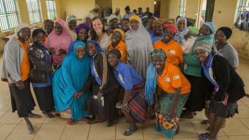 Funding Leadership Opportunities for Women (FLOW) in Nigeria
