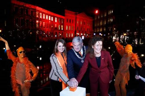 Orange the World-campagne 2019