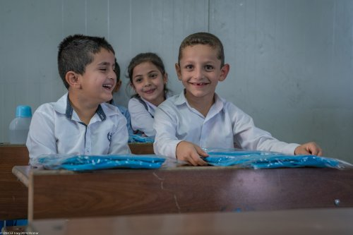 Building Resilience in Education System in Irak