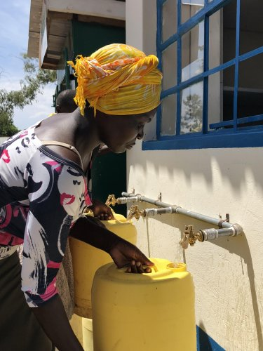 Water Operator Partnership in Homa Bay, Kenia